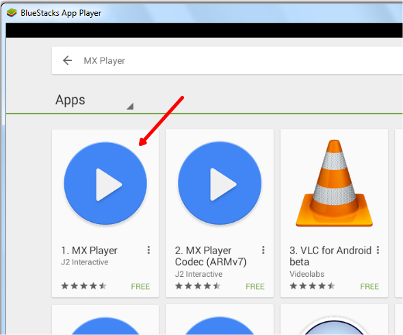 install mx player for windows 10 pc