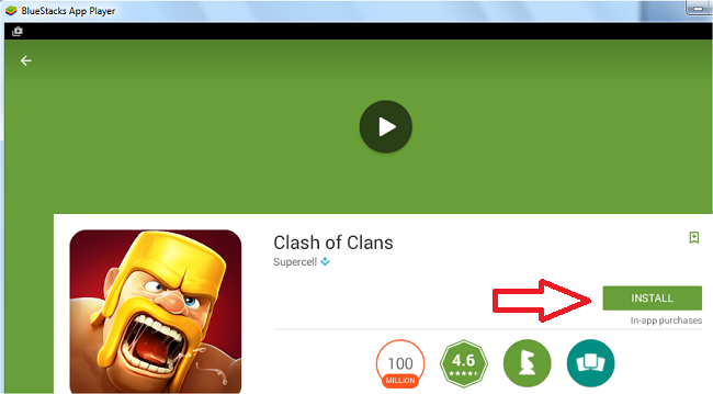 install clash of clans for pc windows