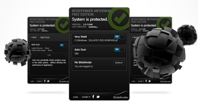 download free Bitdefender Antivirus for Windows 10
