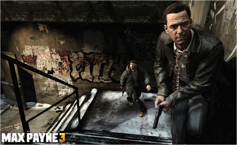 Max Payne 3 for Windows 10 Laptop