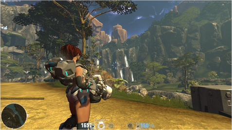 firefall for Windows 10 desktop