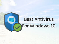 Best Free AntiVirus For Windows 10 Download