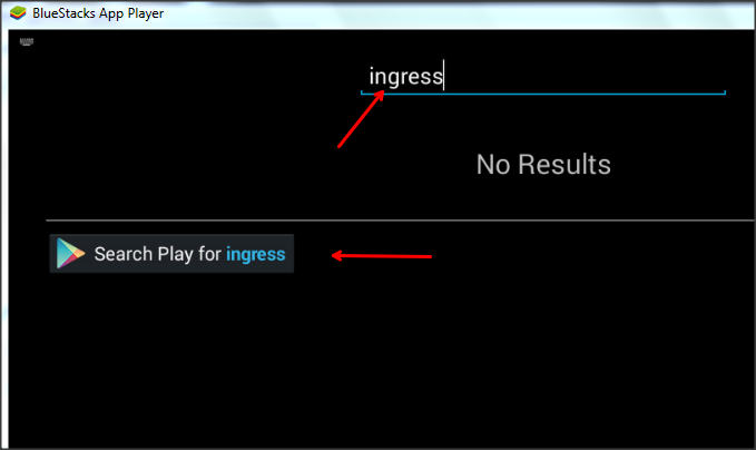 install ingress on Laptop