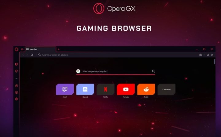 opera browser Windows 10