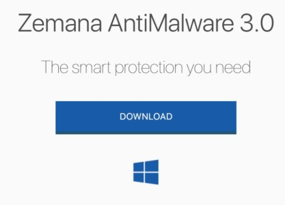 Zemana AntiMalware download for cp