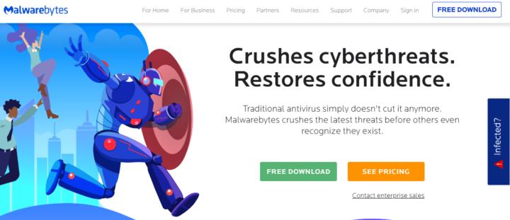 Malwarebytes vs Avast full comparison