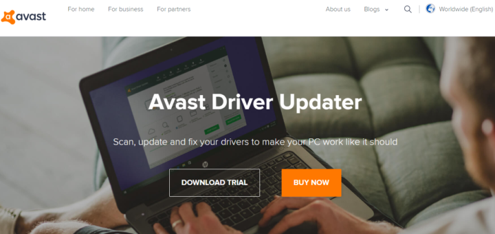 Avast Driver Updater Free Download